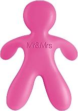 Parfumuri și produse cosmetice Mr&Mrs Fragrance Cesare Citrus & Musk - Aromatizator auto
