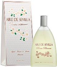 Parfumuri și produse cosmetice Instituto Espanol Aire de Sevilla Rosas Blancas - Apă de toaletă