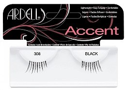 Parfumuri și produse cosmetice Extensii gene - Ardell Lash Accents Black 308