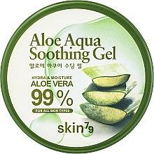 Parfumuri și produse cosmetice Gel multifuncțional - Skin79 Aloe Aqua Soothing Gel (borcan)
