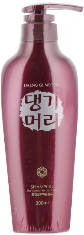 Șampon pentru părul normal și uscat - Daeng Gi Meo Ri Shampoo For Normal To Dry Scalp