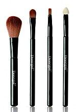 Parfumuri și produse cosmetice Set de pensule pentru machiaj, 4 buc. - Donegal