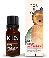 Parfumuri și produse cosmetice Amestec de uleiuri esențiale pentru copii - You & Oil KI Kids-Stop Microbes Essential Oil Mixture For Kids