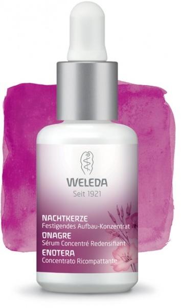 Concentrat hidratant pentru față - Weleda Evening Primrose Age Revitalising Concentrate — Imagine N2