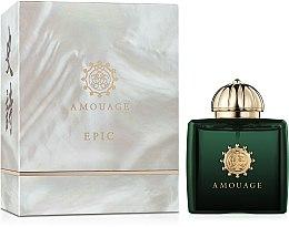 Parfumuri și produse cosmetice Amouage Epic For Woman - Apă de parfum