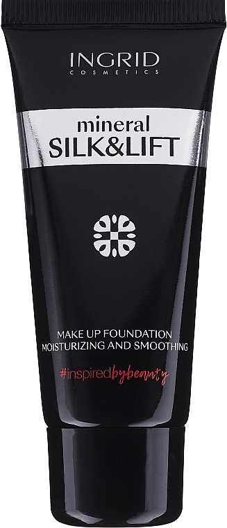Fond de ten - Ingrid Cosmetics Mineral Silk & Lift