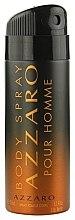 Parfumuri și produse cosmetice Azzaro Pour Homme - Deodorant spray