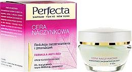 Parfumuri și produse cosmetice Cremă antirid - Perfecta Cera Naczynkowa Cream