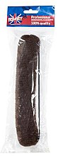 Духи, Парфюмерия, косметика Валик для прически, 23 см, коричневый - Ronney Professional Hair Bun With Rubber 059