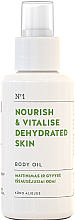 Parfumuri și produse cosmetice Ulei nutritiv pentru pielea deshidratată - You & Oil Nourish & Vitalise Body Oil