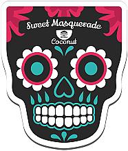 Parfumuri și produse cosmetice Mască de țesut pentru față - Dr Mola Sweet Masquerade Coconut Mask