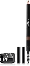 Parfumuri și produse cosmetice Creion pentru sprâncene - Chanel Crayon Sourcils