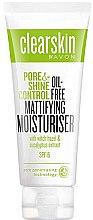 Parfumuri și produse cosmetice Cremă de față - Avon Clearskin Oil-Free Mattifying Moisturiser SPF15