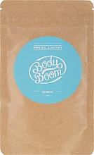 "Parfumuri și produse cosmetice Scrub cu cafea ""Cocos"" - BodyBoom Coffee Scrub Coconut"