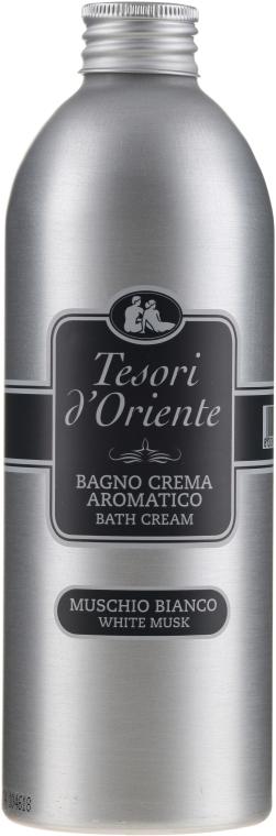Tesori d`Oriente White Musk - Cremă de duș