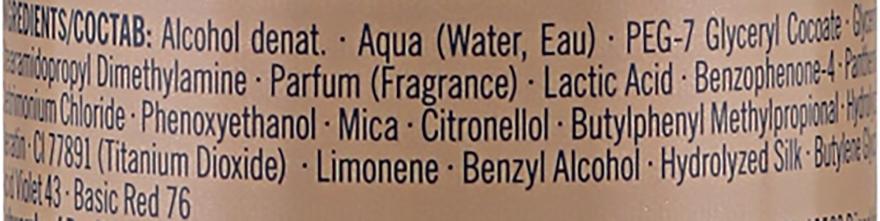 Спрей-кондиционер для холодных оттенков - Schwarzkopf Professional BlondMe Color Correction Spray Conditioner Cool Ice — фото N3