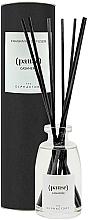 "Parfumuri și produse cosmetice Difuzor de aromă ""Cașmir"" - Ambientair The Olphactory Black Pause Cashmere"