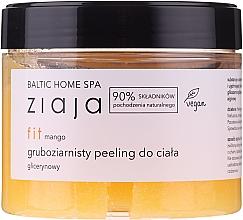 """Parfumuri și produse cosmetice Scrub pentru corp """"Mango"""" - Ziaja Baltic Home SPA Body Peeling"""