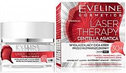 Parfumuri și produse cosmetice Cremă de față 30+ - Eveline Cosmetics Laser Therapy Centella Asiatica 30+