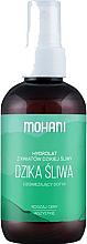 "Parfumuri și produse cosmetice Hidrolat ""Pronul sălbatic"" - Mohani Natural Spa Plum Hydrolate"