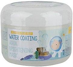 Parfumuri și produse cosmetice Mască hidratantă de noapte - Elizavecca Face Care Milky Piggy Water Coating Aqua Brightening Mask