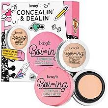 Parfumuri și produse cosmetice Set - Benefit Concealin And Dealin Kit (conc/0.05g+conc/5g) (02)