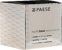 Parfumuri și produse cosmetice Bază hidratantă de machiaj - Paese Hydrating Make-Up Base