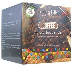 """Parfumuri și produse cosmetice Scrub pentru corp """"Cafea"""" - Rolling Hills Gommage Corps Naturel"""