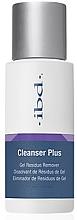 Parfumuri și produse cosmetice Soluție pentru înlăturarea lacului de pe unghii - IBD Cleanser Plus