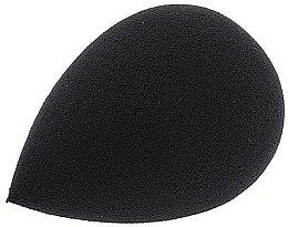Parfumuri și produse cosmetice Burete pentru machiaj, negru - Sefiros Make-Up Blender Sponge