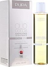 Parfumuri și produse cosmetice Ulei de duș cu efect de catifelare - Pupa Home Spa Additive And Waterful Shower Oil