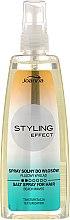 Parfumuri și produse cosmetice Spray cu sare pentru bucle - Joanna Styling Effect Fluorescent Line Texturizing Salt Spray
