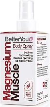 Parfumuri și produse cosmetice Spray de corp - BetterYou Magnesium Muscle Body Spray
