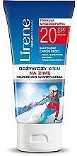Parfumuri și produse cosmetice Cremă protectoare pentru feță de iarnă SPF 20 - Lirene Full protection Active Cream for Winter SPF 20