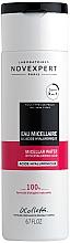 Parfumuri și produse cosmetice Apă micelară - Novexpert Hyaluronic Acid Micellar Water