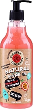 Parfumuri și produse cosmetice Gel de duș - Planeta Organica Skin Super Food Refresh Shower Gel Organic Passion Fruit & Peppermint