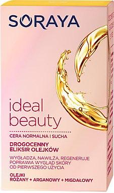 Elixir pe bază de ulei pentru pielea normală și uscată - Soraya Ideal Beauty Elixir — Imagine N1