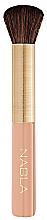 Parfumuri și produse cosmetice Pensulă pentru fond de ten - Nabla Foundation Buffer Brush