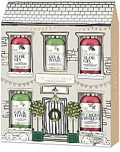 Parfumuri și produse cosmetice Set - Baylis & Harding The Fuzzy Duck Winter Wonderland 5 Bottle Set (b/wash/100ml + sh/cr/100mlx2 + h/cr/100ml + b/lot/100ml)