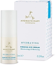 Увлажняющая укрепляющая сыворотка для области вокруг глаз - Aromatherapy Associates Hydrating Firming Eye Serum — фото N1