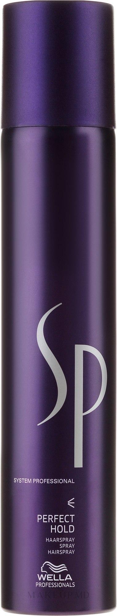 Spray pentru fixarea părului - Wella SP Perfect Hold — Imagine 300 ml