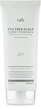 Parfumuri și produse cosmetice Mască pe bază de arbore de ceai pentru scalp - La'dor Tea Tree Scalp Clinic Hair Pack