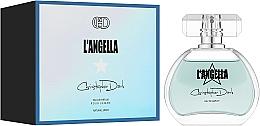 Parfumuri și produse cosmetice Christopher Dark L'Angella - Apă de parfum