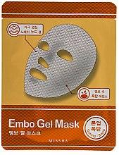 Parfumuri și produse cosmetice Mască iluminatoare pentru față - Missha Embo Gel Mask Shining-Bomb