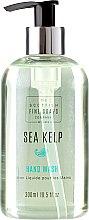 Parfumuri și produse cosmetice Săpun lichid pentru mâini - Scottish Fine Soaps Sea Kelp Hand Wash