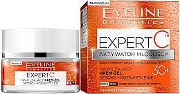 Parfumuri și produse cosmetice Cremă hidratantă pentru corp - Eveline Cosmetics Skin Action Booster 30+