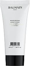 Parfumuri și produse cosmetice Balsam hidratant pentru păr - Balmain Paris Hair Couture Moisturizing Conditioner Travel Size