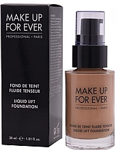 Fond de ten - Make Up For Ever Liquid Lift Foundation — Imagine N2