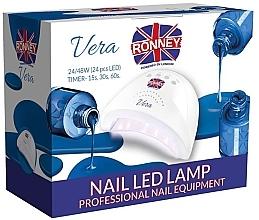 Parfumuri și produse cosmetice Lampă UV/LED - Ronney Nail Led Lamp Vera White