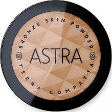 Parfumuri și produse cosmetice Pudră de față - Astra Make-Up Bronze Skin Powder